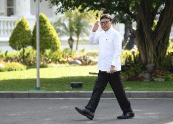 Menteri Pendayagunaan Aparatur Negara dan Reformasi Birokrasi (PAN-RB), Tjahjo Kumolo. (Indonesia.go.id)