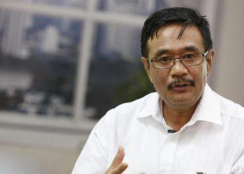 Djarot Saiful Hidayat. (Rachman Haryanto/detikcom)