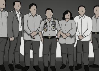 Kapolri Jenderal Tito Karnavian membentuk Tim Gabungan Pencari Fakta yang memasukkan enam orang pakar di dalamnya. (Tim IndonesiaLeaks)