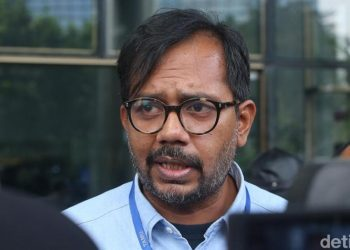 Aktivis Hak Asasi Manusia (HAM), Haris Azhar. (detik.com)