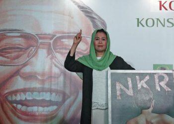 Anita Wahid. (Liputan6.com/Herman Zakharia)