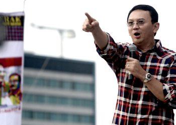 Basuki Tjahaja Purnama (Ahok). (GOH CHAI HIN / AFP)
