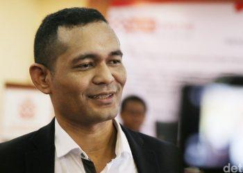 Direktur Eksekutif Lembaga Pemilih Indonesia, Boni Hargens. (Detik.com)