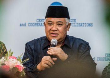 Din Syamsuddin. (RMOLBanten.com)
