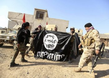 ISIS. (Hadi Mizban/AP Photo)