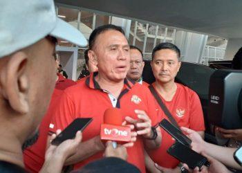 Iwan Bule, Ketua Umum PSSI. (Dok Pribadi)