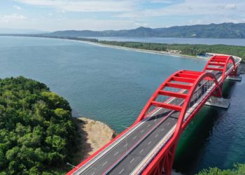 Jembatan Youtefa Jayapura, Papua. (Dokumen PUPR)