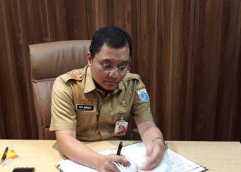 Kepala Dinas Pariwisata dan Kebudayaan DKI Jakarta Edy Junaedi. (Warta Kota/Theo Yonathan Simon Laturiuw)
