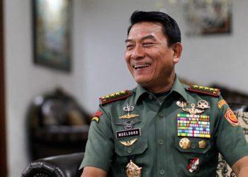 Kepala Staf Kepresidenan, Moeldoko. (Asiaone.com)