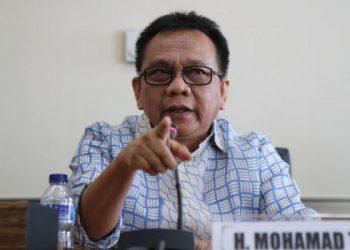 Ketua DPD Partai Gerindra DKI Jakarta Mohamad Taufik. (Fajar.co.id)