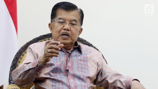 Ketua Umum Dewan Masjid Indonesia (DMI). (Liputan6.com/Angga Yuniar)