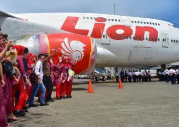 Lion Air. (istimewa)