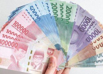 Mata uang Rupiah. (istimewa)