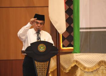 Menteri Agama, Fachrul Razi. (Dok. Kemenag)