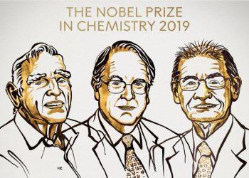 Pemenang Nobel Ekonomi 2019. (Ilustrasi/Nikles Elmehed)