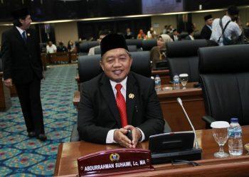 Politisi PKS Abdurahman Suhaimi. (PKS.id)