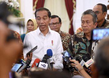 Presiden Jokowi. (ksp.go.id)