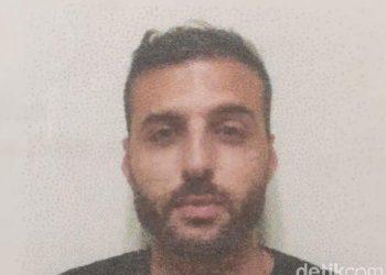 Rabi Ayad Abderahman. (detik.com)