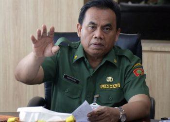 Sekda DKI Jakarta Saefullah. (istimewa)