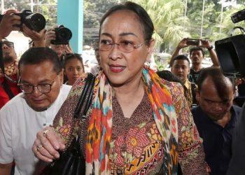 Sukmawati Soekarnoputri. (Detik.com/Ari Saputra)