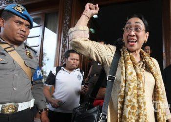 Sukmawati Soekarnoputri. (Tribunnews.com)