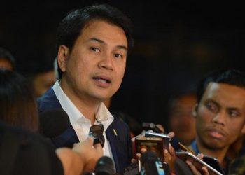 Wakil Ketua DPR Aziz Syamsuddin. (Antara Foto)