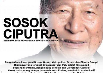 Infografis Ciputra