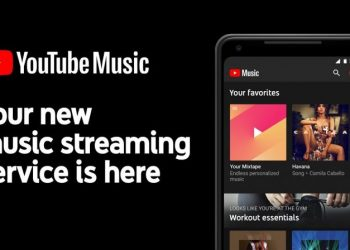 YouTube Music. (istimewa)