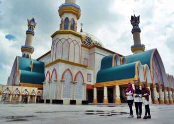 Islamic Center Mataram, Lombok (Jadipergi.com)