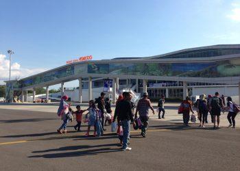 Bandara Komodo, Labuan Bajo. (Pesona Travel)
