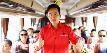 Calon Wali Kota Solo Gibran Rakabuming. (istimewa)