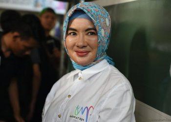 Direktur Utama Pertamina Nicke Widyawati. (istimewa)