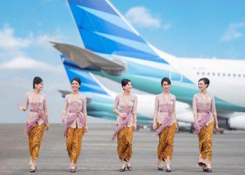 Garuda Indonesia. (Istimewa)