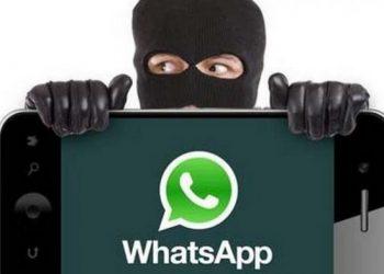 Ilustrasi penipuan lewat Whatsapp