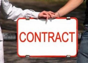 Kawin kontrak. (istimewa)