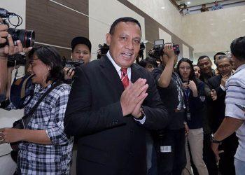 Ketua KPK Firli Bahuri. (Dery Ridwansah/JawaPos.com)
