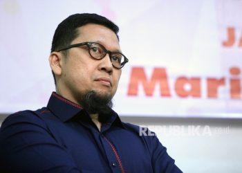 Ketua Komisi II DPR RI, Ahmad Doli Kurnia Tandjung. (Republika/Rakhmawaty La'lang)