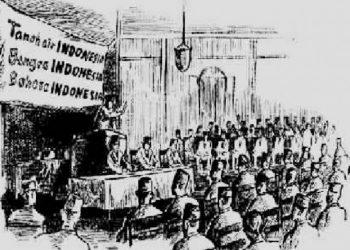 Kongres Bahasa Indonesia. (ARNI)