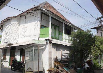 Lawang Seketeng Surabaya. (Radar Surabaya)