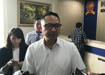 Mantan Direktur Utama Garuda Indonesia Ari Askhara. (KOMPAS.com/AKHDI MARTIN PRATAMA)