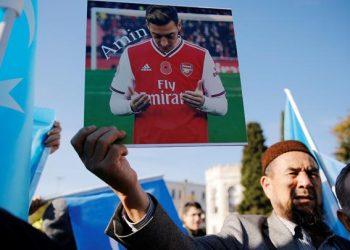 Muslim Uighur. (REUTERS/Kemal Aslan)