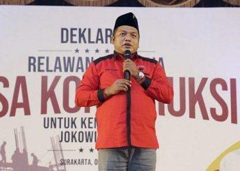 Politikus PDIP, Muchamad Nabil Haroen. (TRIBUNSOLO.COM/ASEP ABDULLAH ROWI)