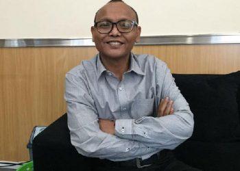 Politisi Partai Gerindra Syarief. (Netralnews/Wahyu Praditya)