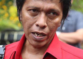 Politisi Partai PDIP Adian Napitupulu. (detik.com)