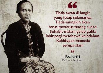 Raden Adjeng Kartini. (TokohNasionalis)