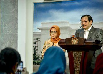 Sekretaris Kabupaten Pramono Anung. (AGUNG/Humas)
