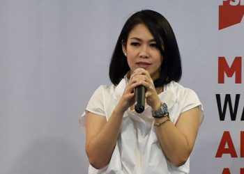 Staf Khusus Presiden, Dini Shanti Purwono. (Antara Foto)