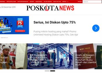Laman Poskotanews.com.