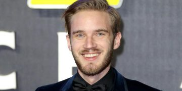Youtuber PewDiePie. (CHRIS JACKSON/GETTY IMAGES)