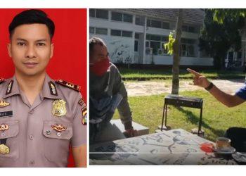 Kasat Reskrim Polres Lombok Tengah AKP Priyo Suhartono, S.I.K